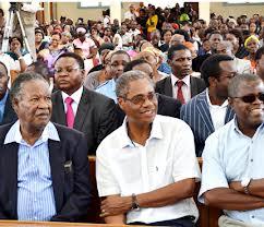 Sata seated church