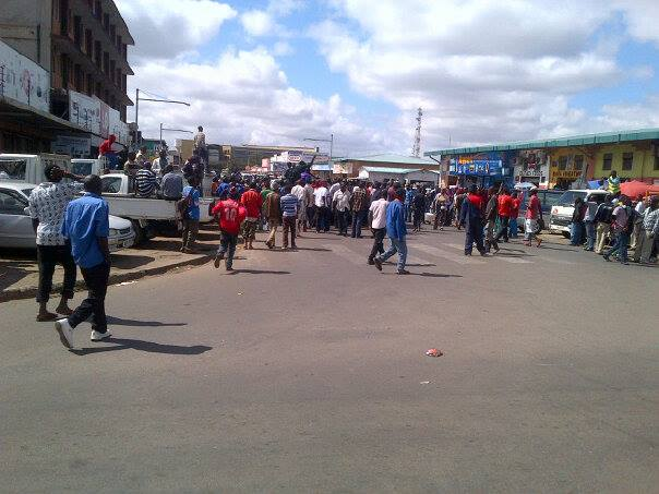 Protests in Lsk