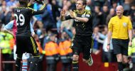 Frank Lampard earns Chelsea crucial win