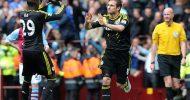 Frank Lampard earns Chelsea crucial win