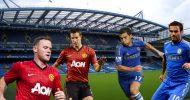 Manchester United versus Chelsea