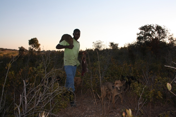 Hunting spree 1