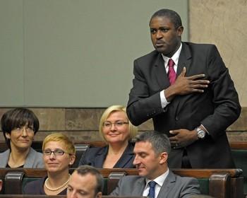 Lawmaker Killion Munyama