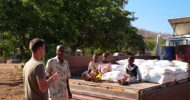 Lake Safari Lodge comes to Orphanage's plight