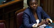 Italy Racism Row: Cecile Kyenge Compared to Orangutan