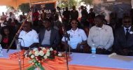 Tourism Minister Sylvia Masebo Opens 7th STACS in Livingstone.