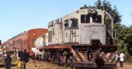 Zambia Railways to reposes  Mulobezi Railways