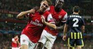 Arsenal get short CL straw, City face Bayern