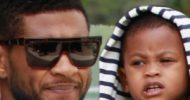 Usher's Five-Year-Old son in ICU following playtime in the pool