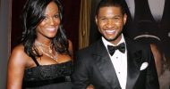"""Usher's son """"sitting up and laughing"""" after pool accident as ex-wife goes for custody"""