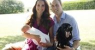 See Prince George's First Family Photo