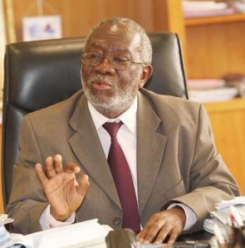 Minister Shamenda