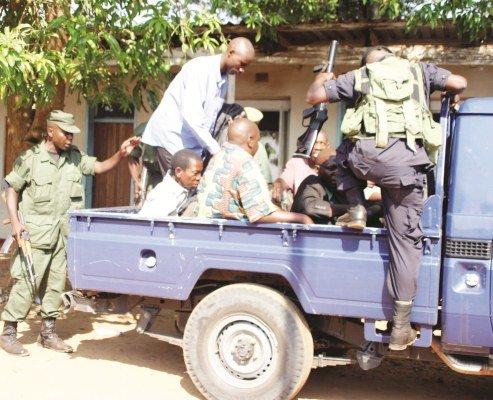 BAROTSE-POLICE