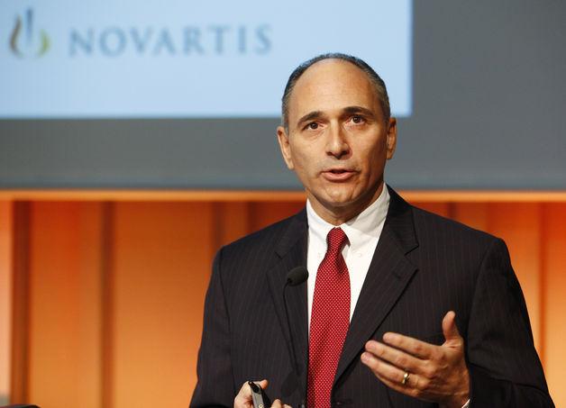 Joseph Jimenez, Chief Executive Officer (CEO) of Novartis