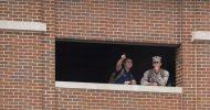 Shooting spree at Washington naval base leaves 13 dead