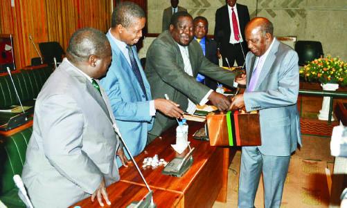 Budget Chikwanda