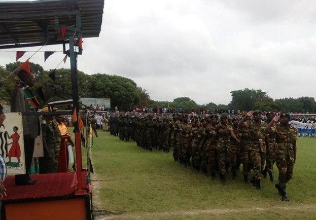 Kabimba Soldiers