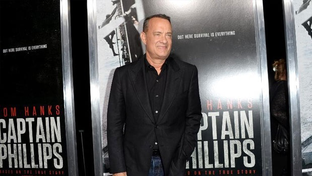 Tom Hanks, pictured in Beverly Hills on September 30, 2013, will be in Japan for the Tokyo International Film Festival