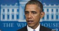 Obama: shutdown encouraged US foes, depressed friends