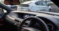 Toyota unveils cars with auto pilot