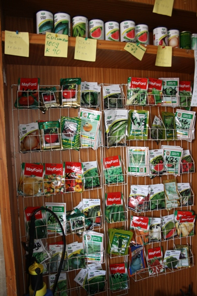 veg seeds