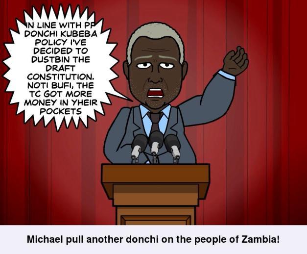 Michael on Constitution