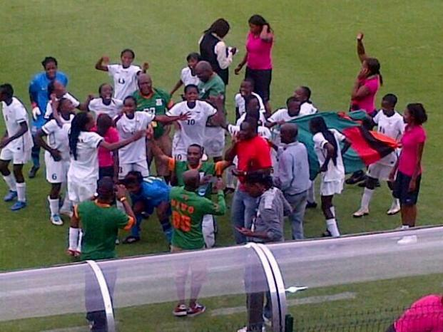 Women Chipolopolo