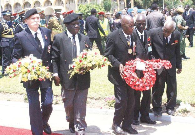 World War Veterans