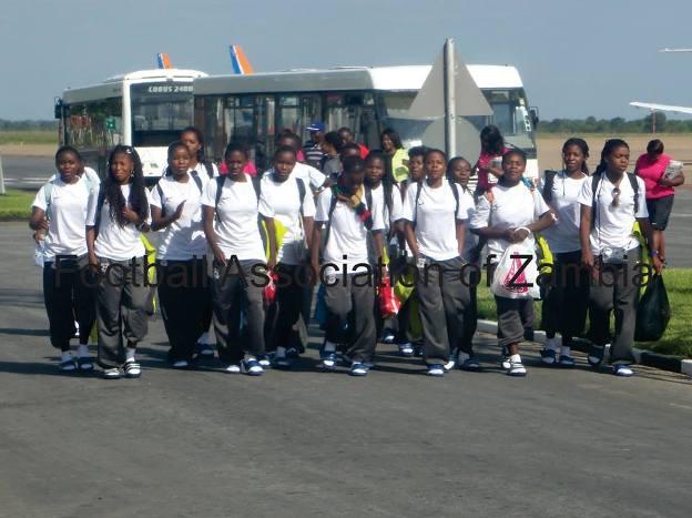 Zambia Women Under 17