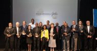 Bolt & Fraser-Pryce crowned 2013 world athletes of the year