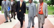 Sata meets ILO Boss calls for practical interventions to address unemployment