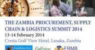 Zambia set to host major Procurement, Supply Chain Summit