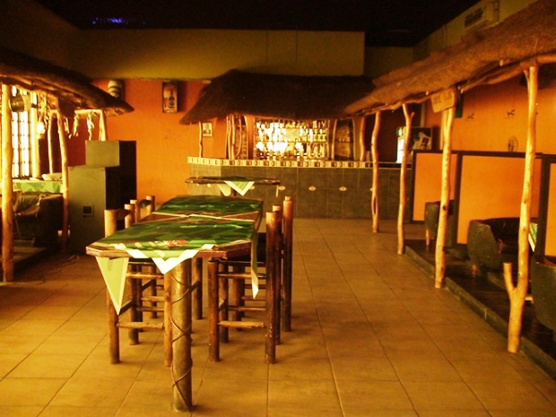 Insaka inside Ayoba Night club