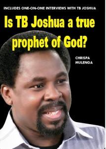 Book cover TB Joshua