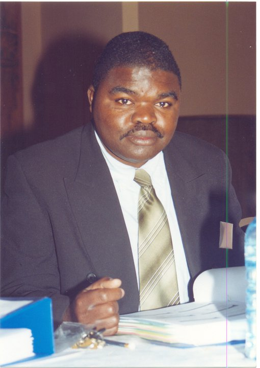 Dr. Mulindi Mwanahamuntu