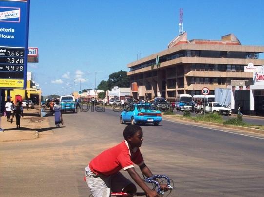 Kabwe town
