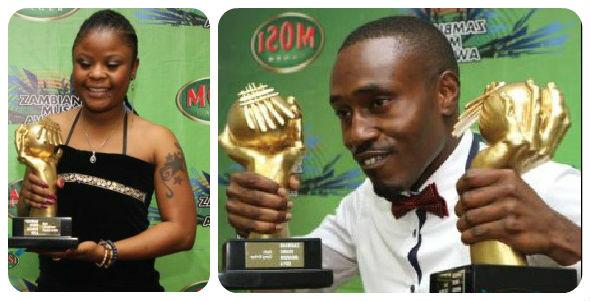 Zambia : 2016 Mosi Zambia Music Awards Winners