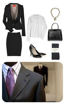 interview tips dressing