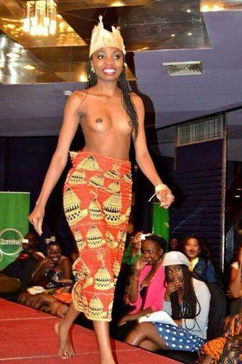 Miss universe 2005 nude