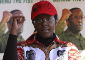 Mugabe's biological Children