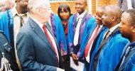 Scott instals Sata's Son as Lusaka Mayor