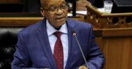 President Zuma addresses the Nation, resigns