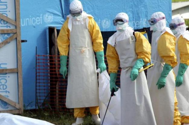 Ebola medics