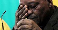 South Africa's former President Zuma faces arrest