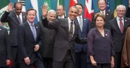 G20 summit: Leaders pledge to grow their economies by 2.1%