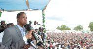 I should succeed Sata not HH, Lungu tells Kabwe rally