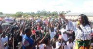 HH, Maureen Mwanawasa, Mutati well received in Sata's Village