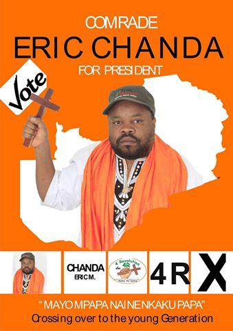 Chanda Eric