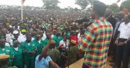 Lungu warns HH that he will deal with him if he refuse to concede defeat