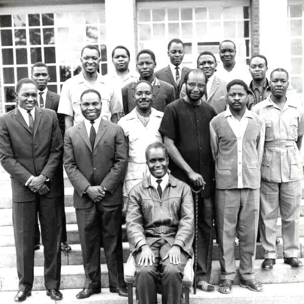 1964 Cabinet